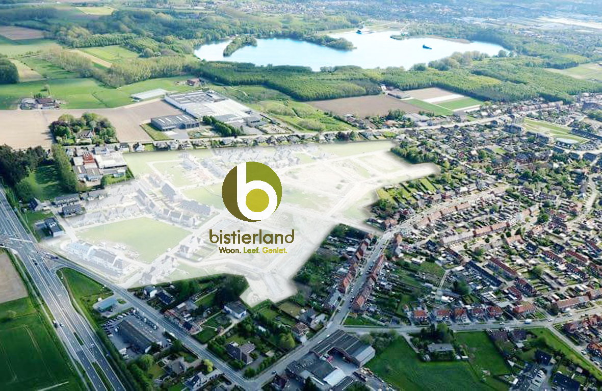 Luchtbeeld - Bistierland